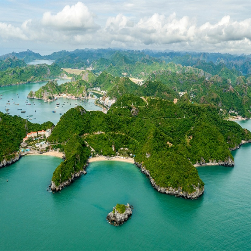 Cat ba island Travel